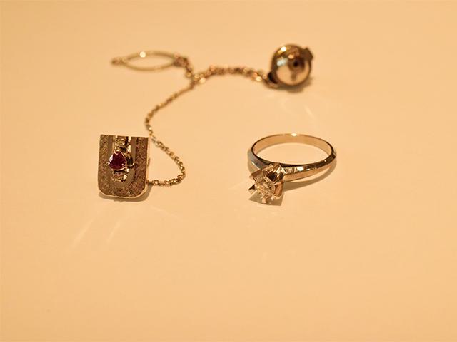 婚約指輪をリフォーム【2039b】
