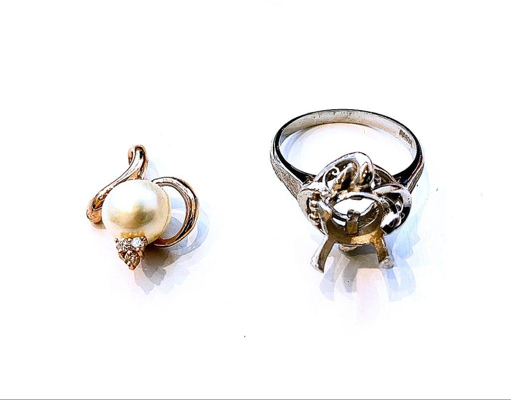 母~子へ 受け継がれる真珠 二十歳の記念にプレゼント【2161】